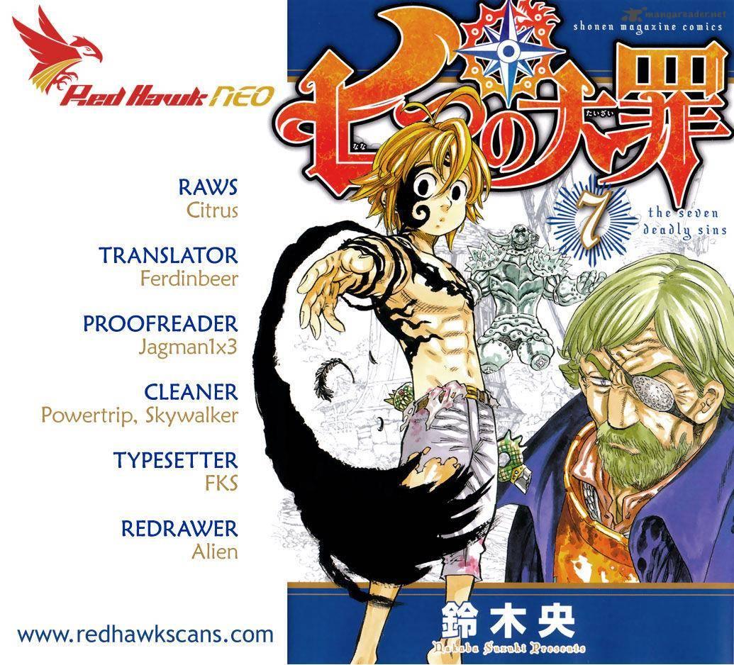 Nanatsu No Taizai Chapter 90 Page 1