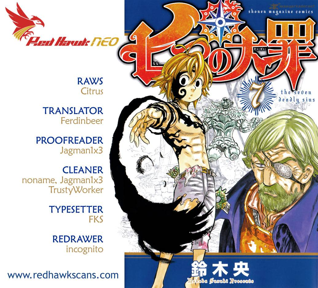 Nanatsu No Taizai Chapter 92 Page 1