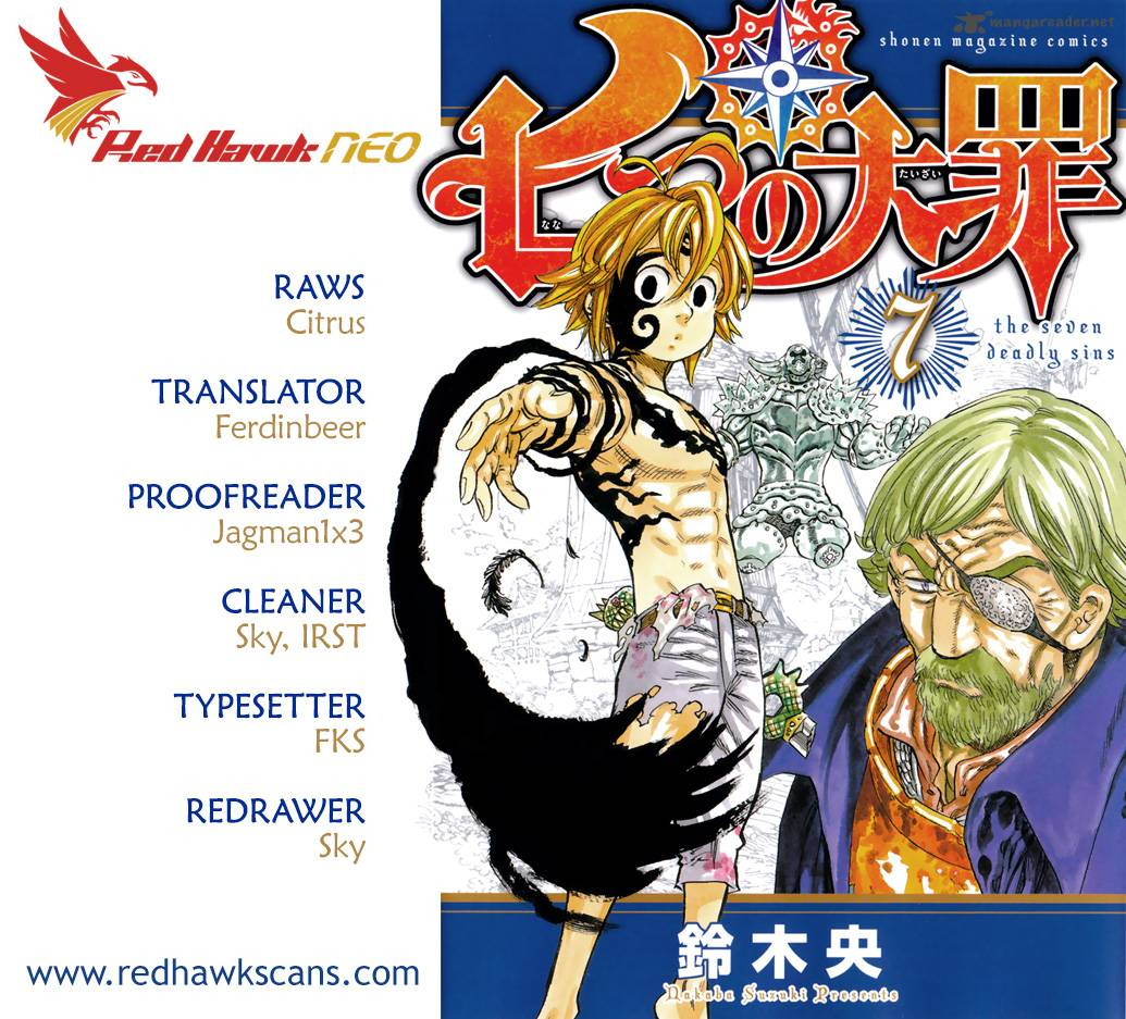 Nanatsu No Taizai Chapter 94 Page 1