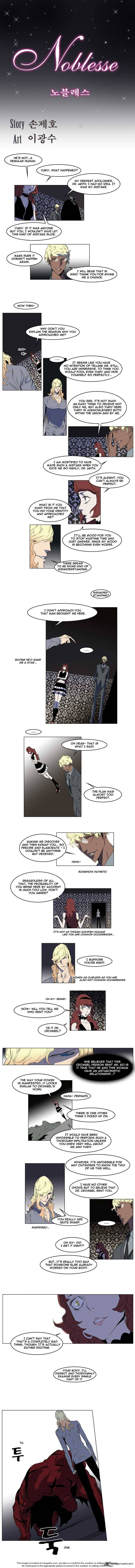 Noblesse Chapter 147 Page 1