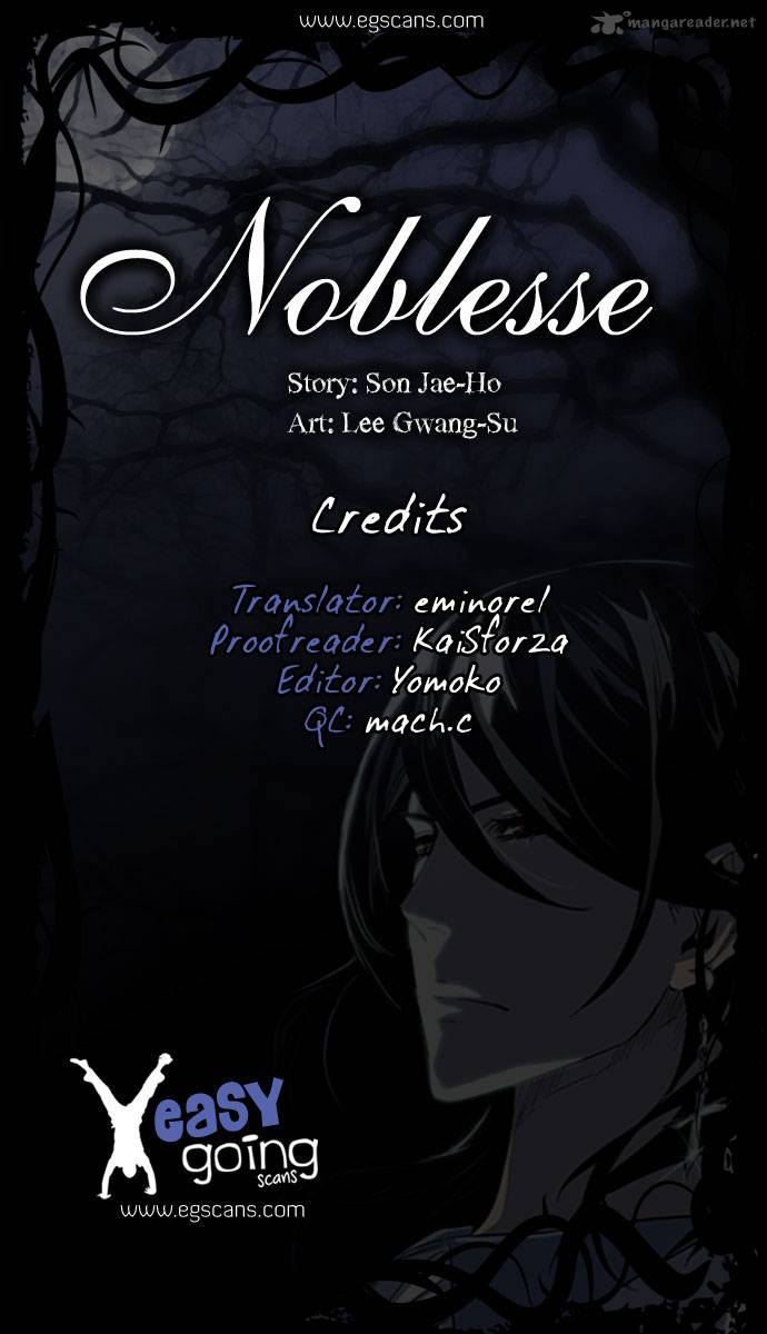 Noblesse Chapter 169 Page 1