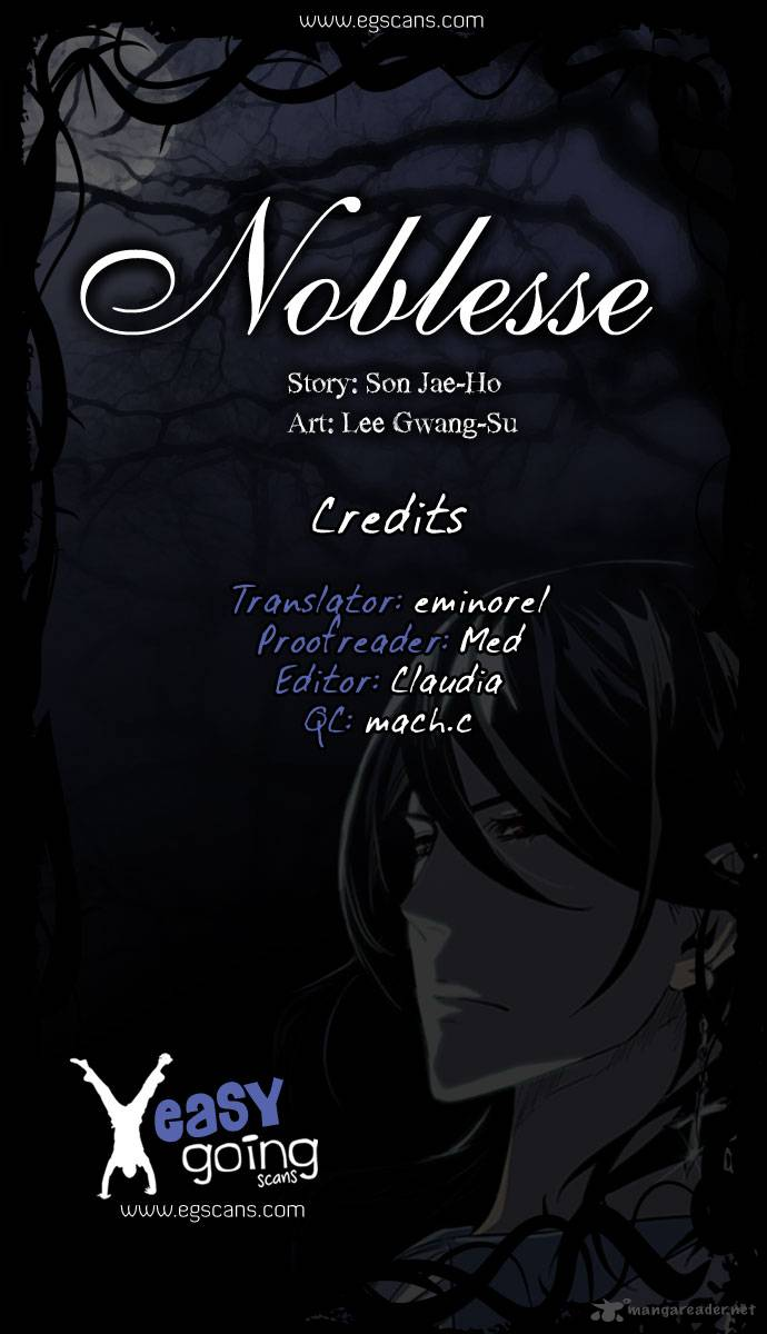 Noblesse Chapter 170 Page 1