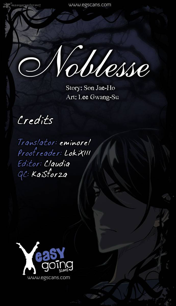 Noblesse Chapter 184 Page 1