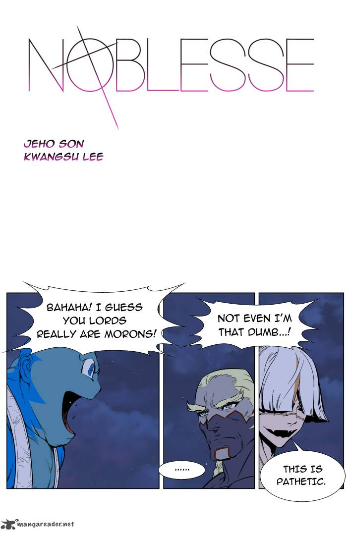 Noblesse Chapter 393 Page 1