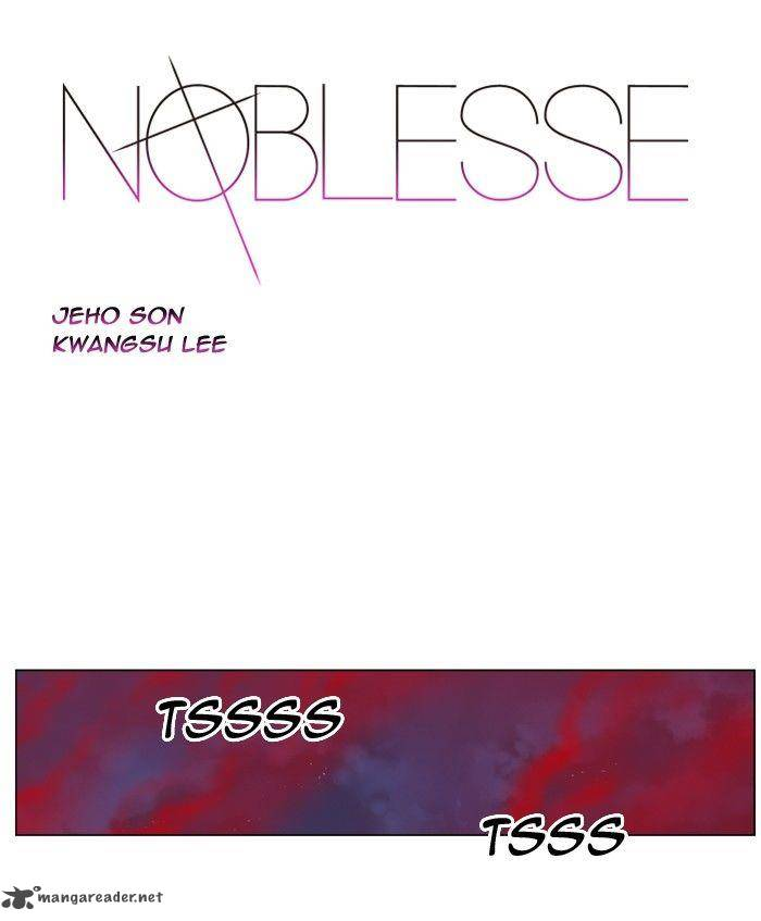 Noblesse Chapter 398 Page 1