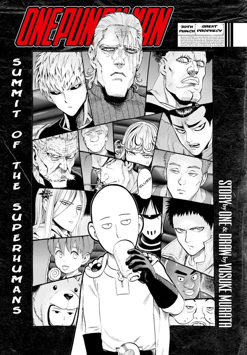 Onepunch Man Chapter 31 Page 1
