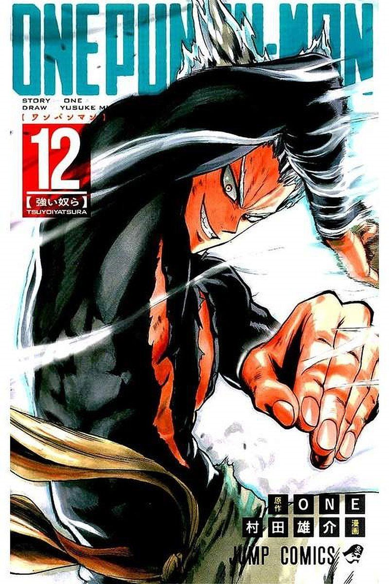 Onepunch Man Chapter 62 Page 1