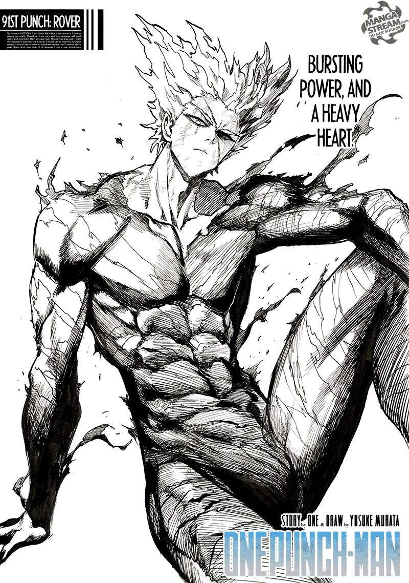 Onepunch Man Chapter 91 Page 1