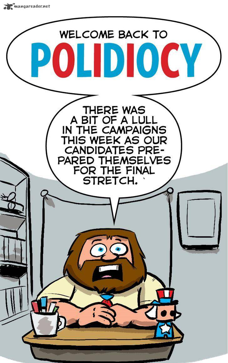 Polidiocy Chapter 14 Page 1