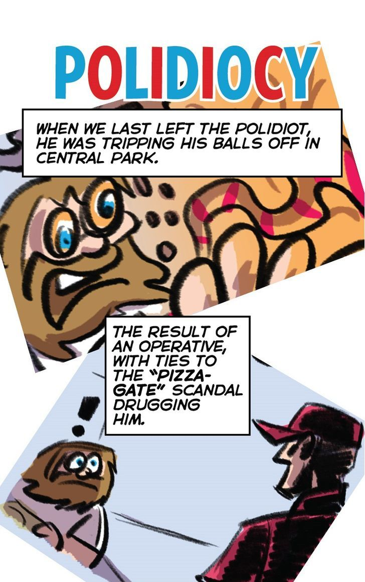 Polidiocy Chapter 28 Page 1