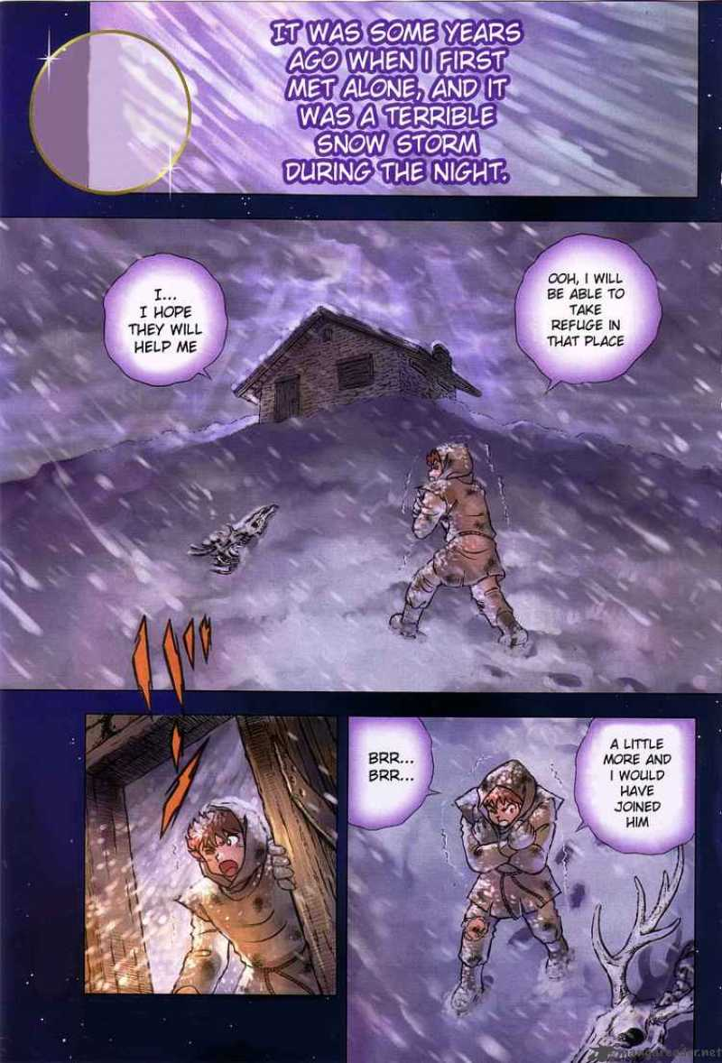 Saint Seiya Next Dimension Chapter 11 Page 1
