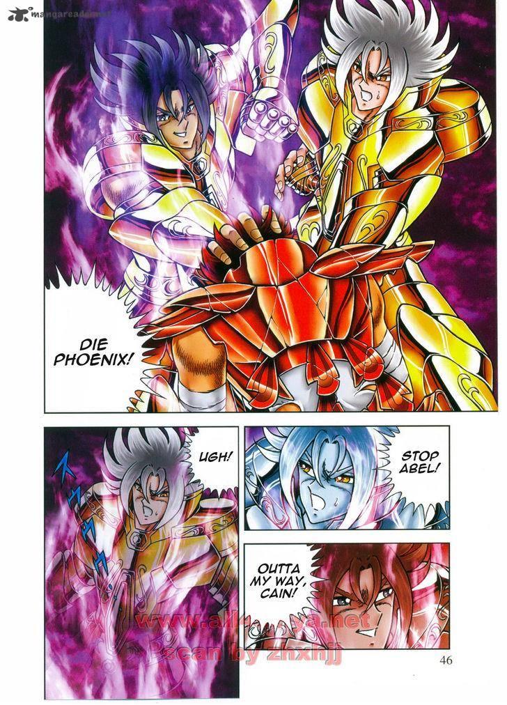 Saint Seiya Next Dimension Chapter 43 Page 1