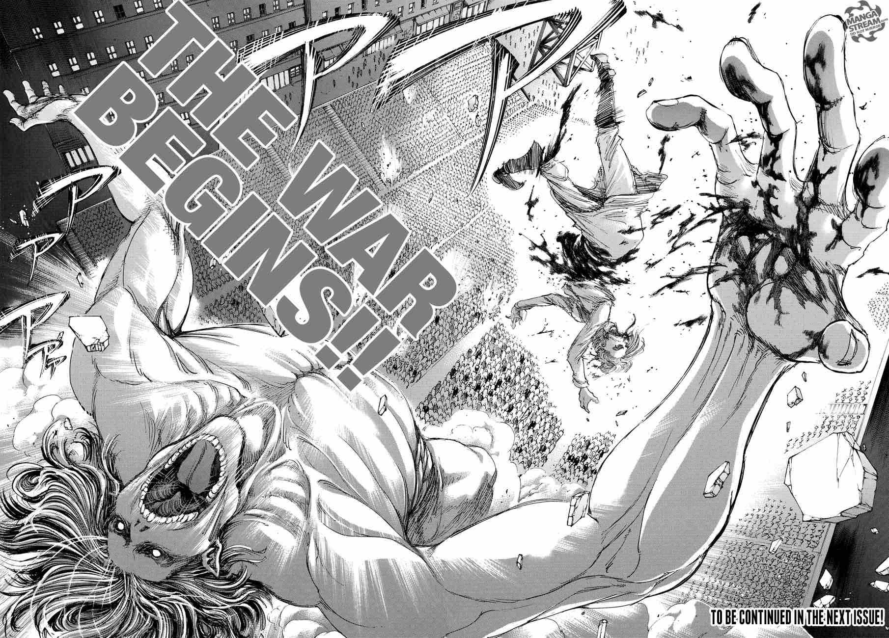 Shingeki No Kyojin Chapter 100 Page 42