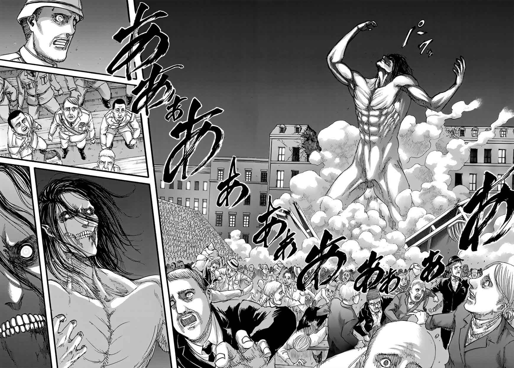 Shingeki No Kyojin Chapter 101 Page 2