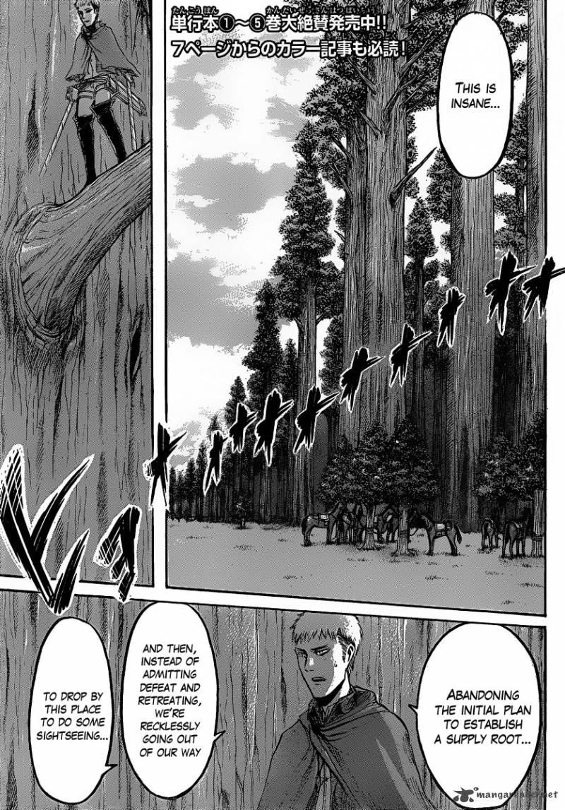 Shingeki No Kyojin Chapter 22 Page 1