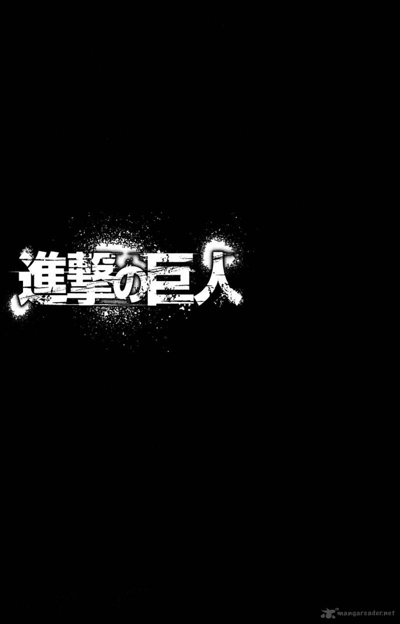 Shingeki No Kyojin Chapter 7 Page 1