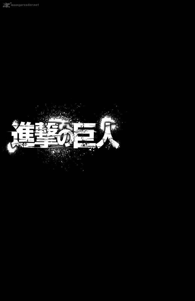 Shingeki No Kyojin Chapter 8 Page 1