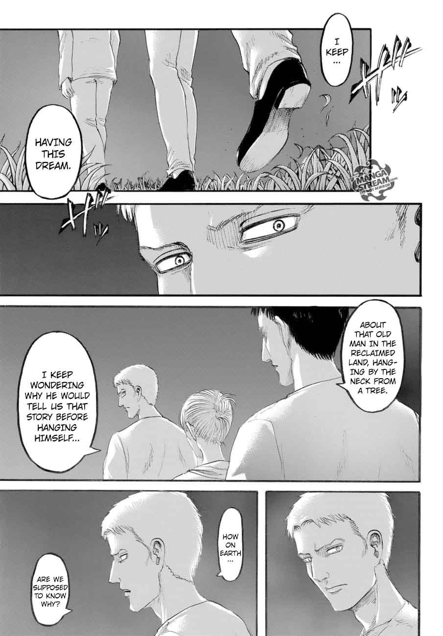 Shingeki No Kyojin Chapter 99 Page 1