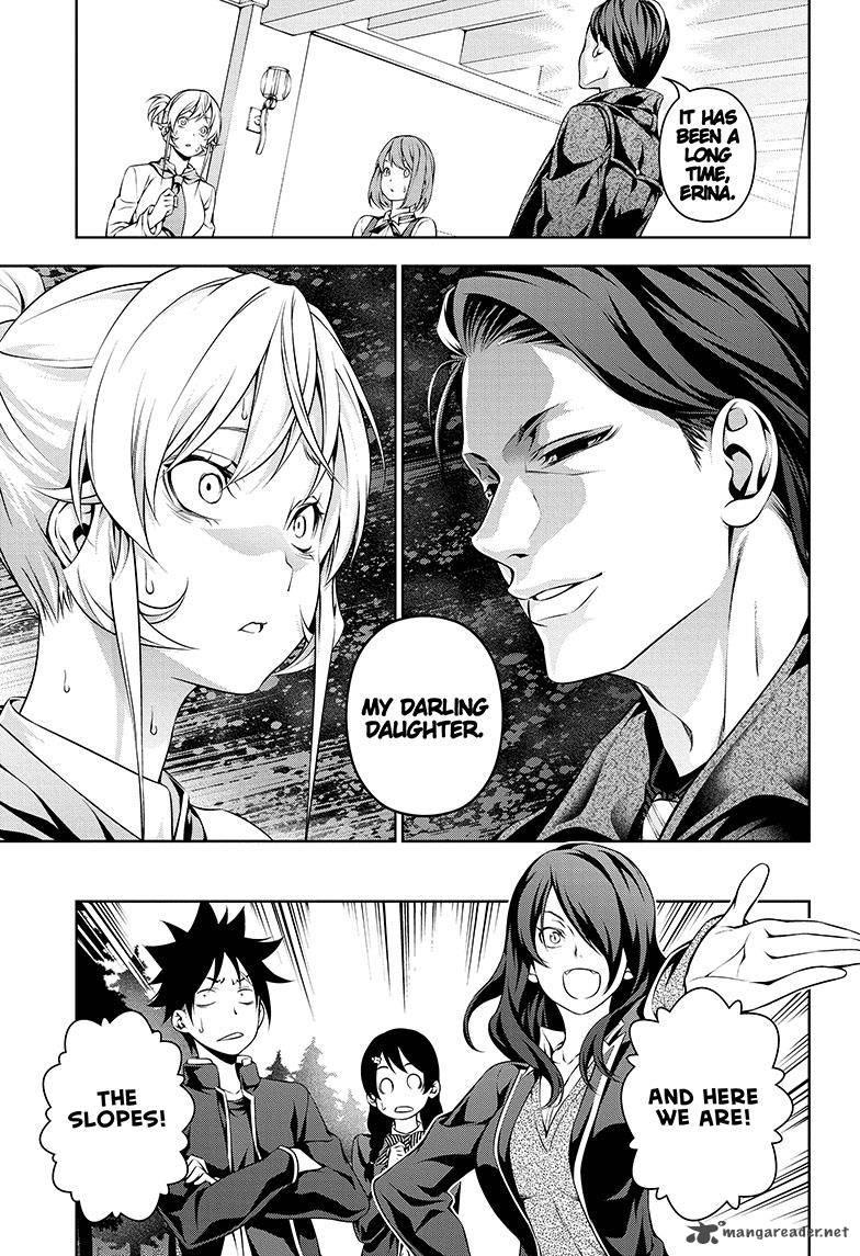 Shokugeki No Soma Chapter 132 Page 1