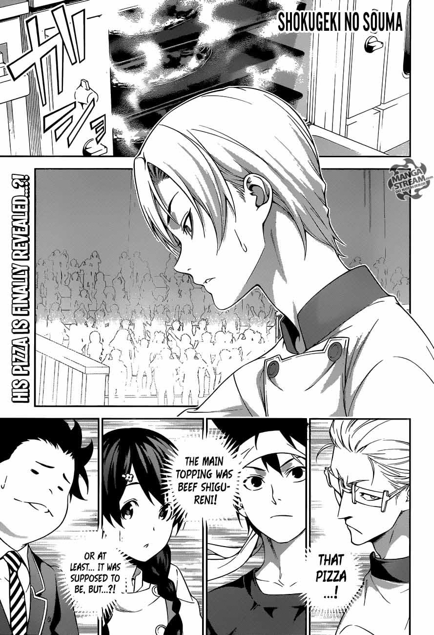 Shokugeki No Soma Chapter 236 Page 1