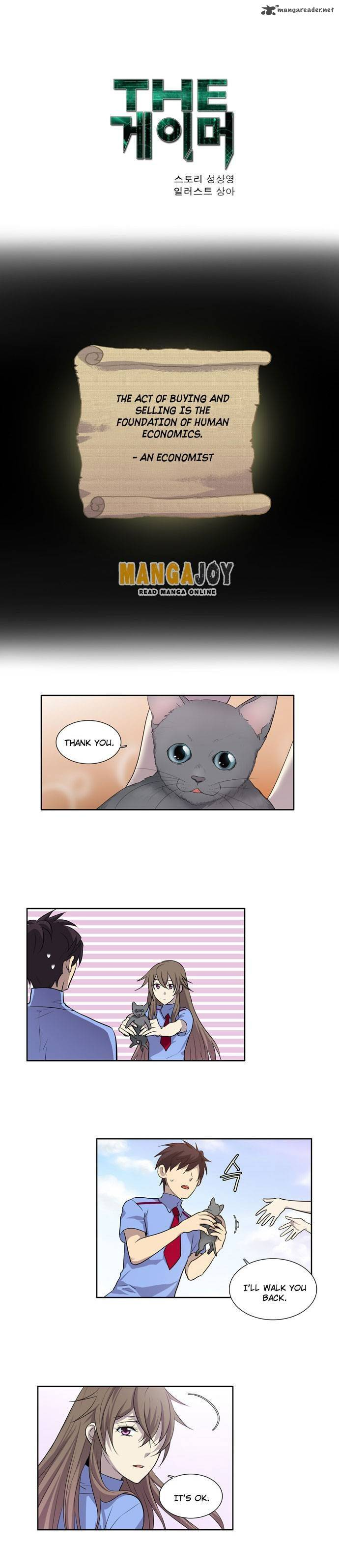 The Gamer Chapter 35 Page 1