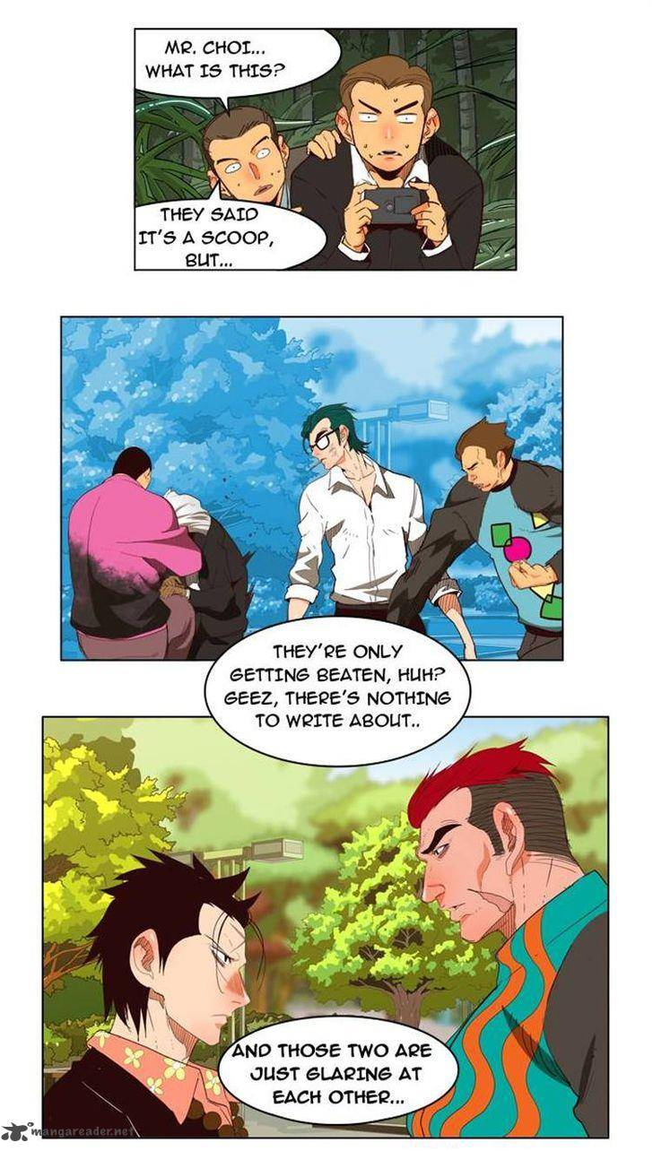 The God Of High School Chapter 169 Page 1