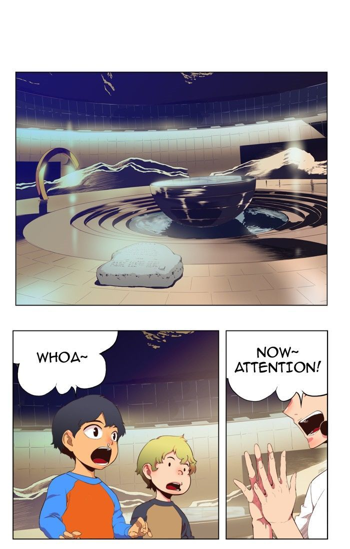 The God Of High School Chapter 306 Page 1